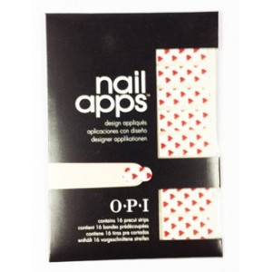 AP004 - Nail Apps - Hearts DISC