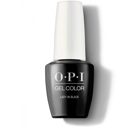 GCT02 - GelColor Black Onyx 15ml