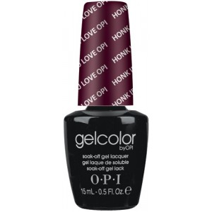 GCT28 - GelColor Honk If You Love OPI DISC