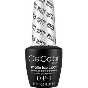 GC031 - GelColor Matte Top Coat 15ml