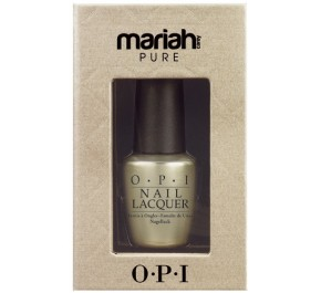 Promo HLE58 - Mariah Carey Pure Top Coat DISC