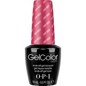 GCL72 - GelColor OPI Red 15ml