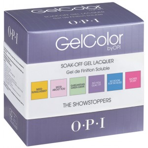 GC923 - Kit GelColor The Showstoppers DISC