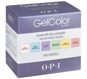 GC921 - GelColor Kit - The Pastels DISC