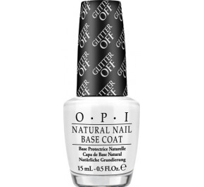 NTB01 - Glitter-Off Peelable Base Coat DISC