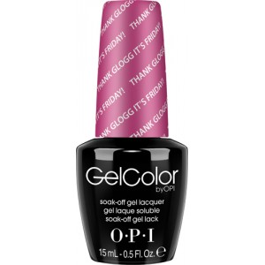 GCN48 - GelColor Thank Glogg it's Friday ! 15ml