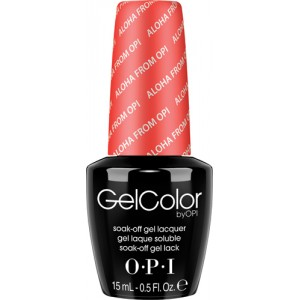 GCH70 - GelColor Aloha from OPI 15ml