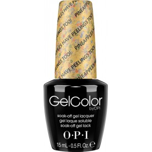 GCH76 - GelColor Pineapples Have Peelings 15ml DISC
