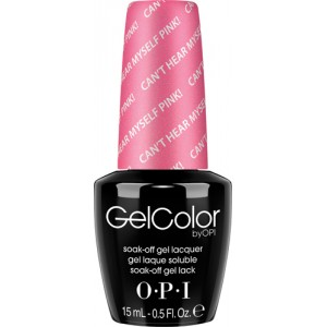 GCA72 - GelColor Can't Hear MySelf Pink