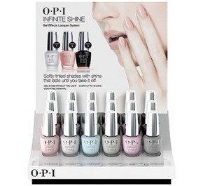 ISD04 - Collection Soft Shades Infinite Shine 18pcs DISC