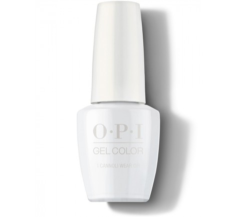 GCV32 - GelColor I Cannoli Wear OPI 15ml