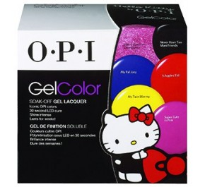 GC985 - Kit Gel Color Hello Kitty Classic DISC