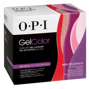 GC991 - Kit GelColor New Orleans 1 DISC