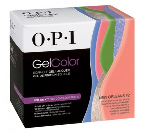 GC992 - Kit GelColor New Orleans 2 DISC