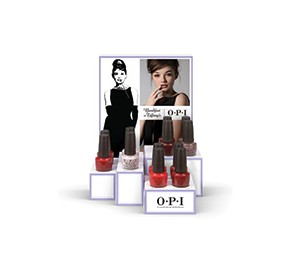 HRH20 - Breakfast at Tiffany's 12 vernis rouges
