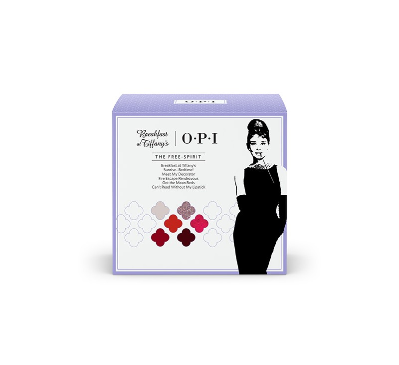 HPH25 - Kit GelColor 2 Breakfast at Tiffany's