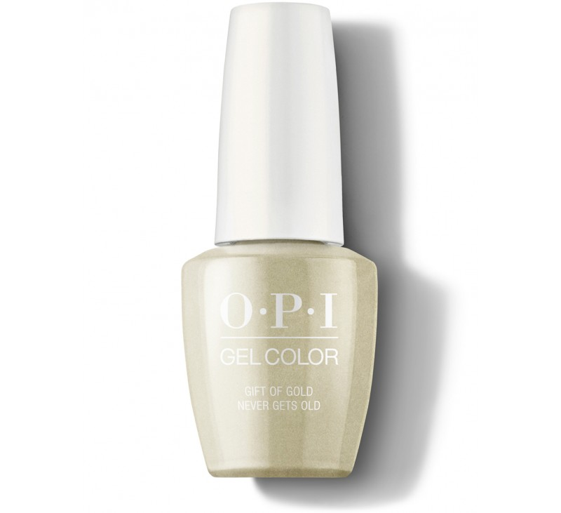 GelColor Gift of Gold never Gets Old 15ml
