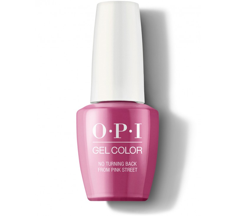 GelColor No Turning Back From Pink Street 15ml DISC