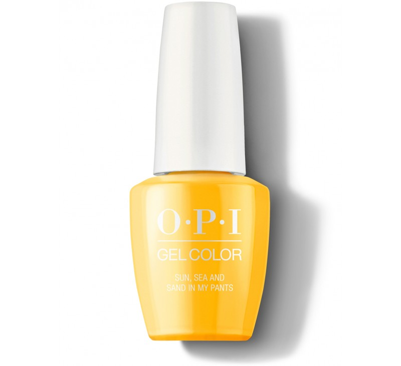 GelColor Sun Sea and Sand in My Pants 15ml