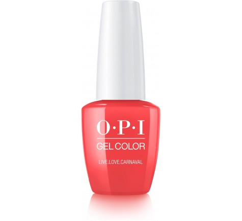 GelColor Live Love Carnaval 15ml