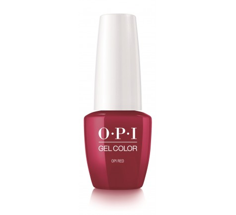GelColor OPI Red 7.5ml
