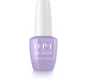 GelColor Polly Want a Lacquer 15ml DISC
