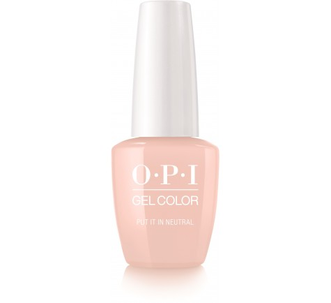 GelColor Put It in Neutral 15ml