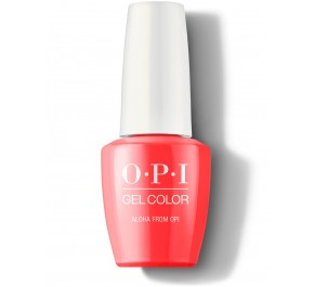 GelColor Aloha from OPI 15ml