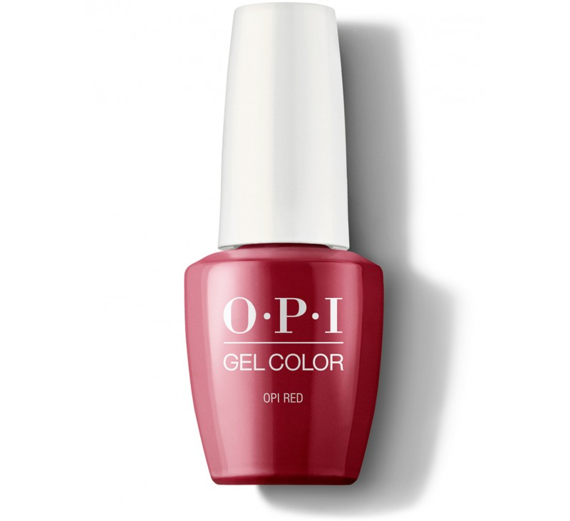 GelColor OPI Red 15ml