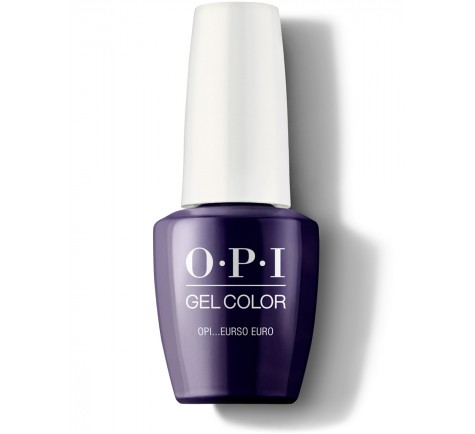 GelColor OPI Eurso Euro 15ml