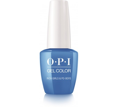 GelColor Rich Girls and Po-Boys 15ml DISC