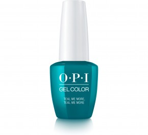 GelColor Teal Me More, Teal Me More 15ml DISC