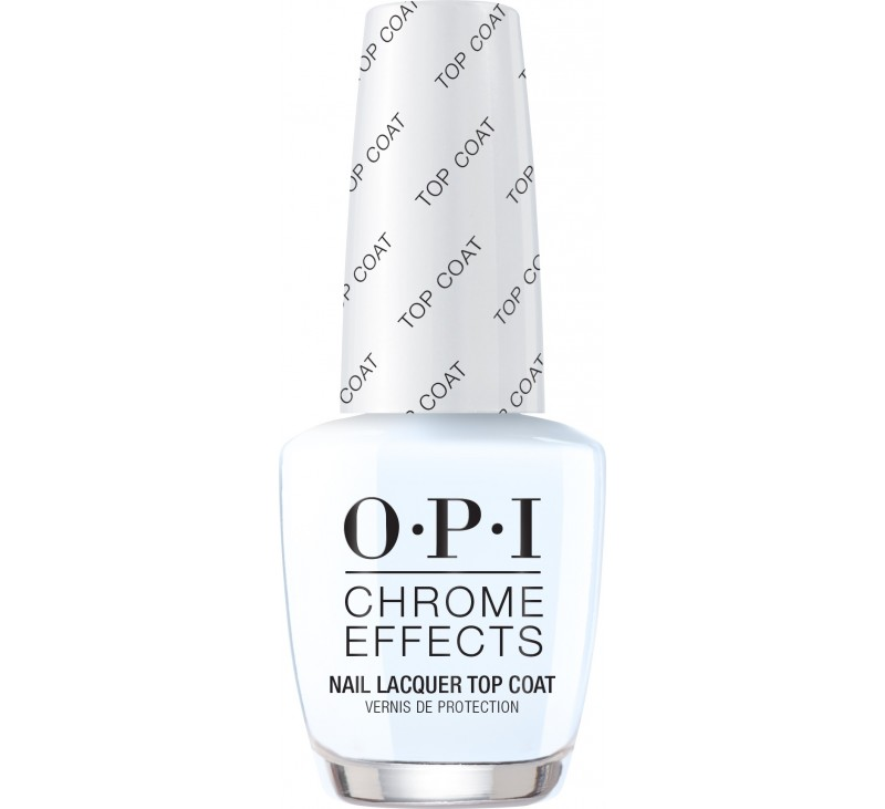 Chrome Nail Lacquer Top Coat 15ml