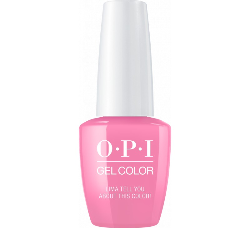 GelColor Lima Tell You About This Color