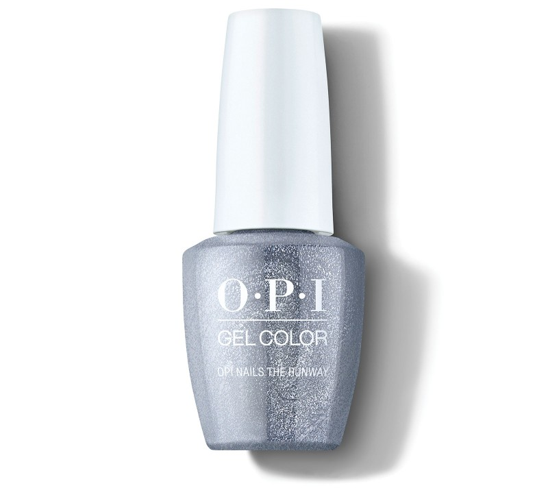 GelColor OPI Nails the Runway