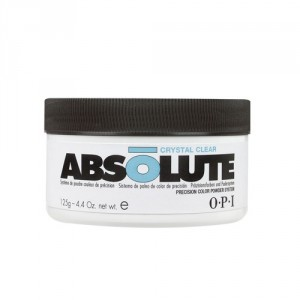 AB564 - Absolute Crystal Clear 125g